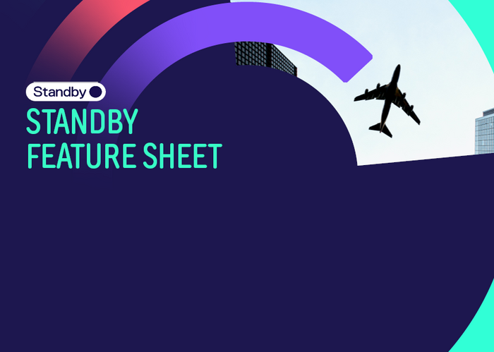 Standby Feature Sheet